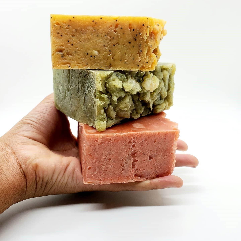 COCONUT MILK SOAPS