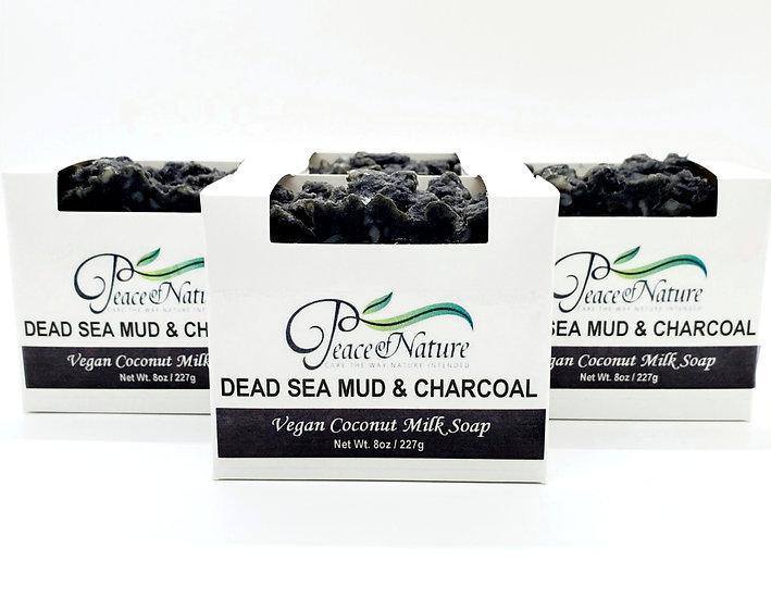 DEAD SEA MUD & CHARCOAL
