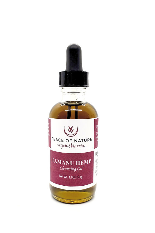 TAMANU HEMP CLEANSING OIL