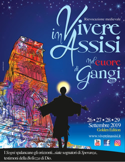 Vivere in Assisi 2019