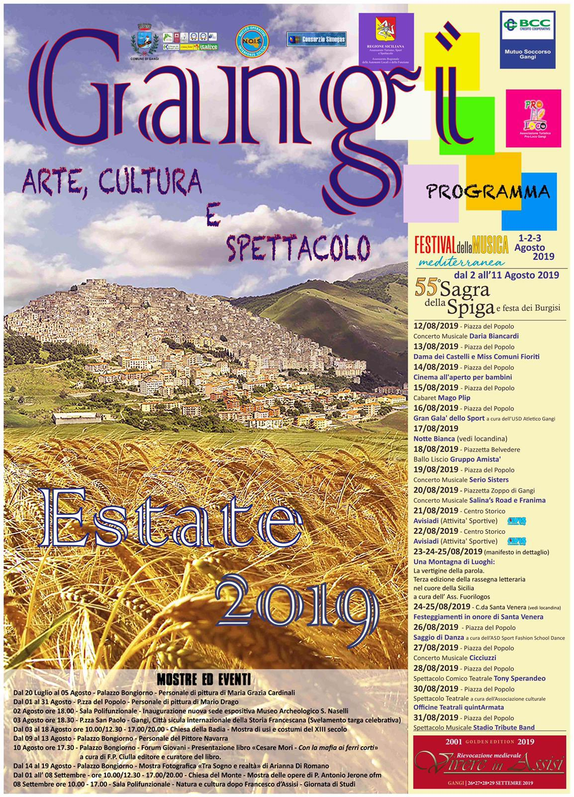 Estate Gangitana 2019