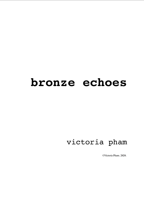 Bronze Echoes Package - Score and Electroacoustic Track