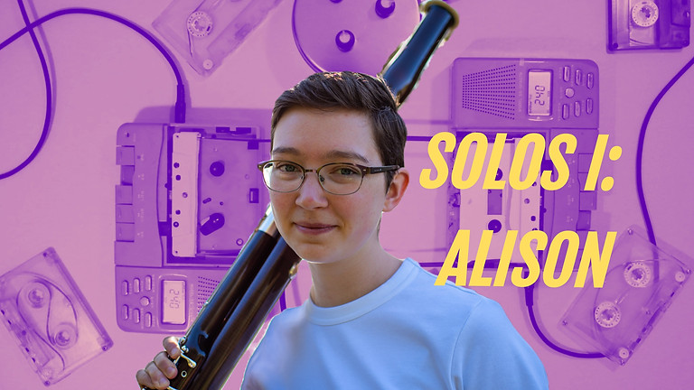 SOLOS I: ALISON