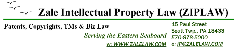Zale Intellectual Property Law
