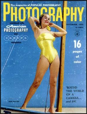 Model and Bathing Suit Designer Barbara Osterman