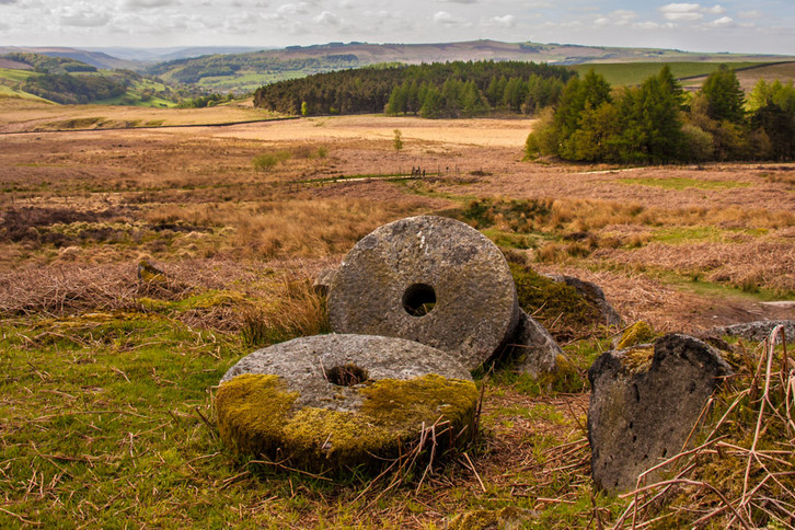 Quoits in the Dales