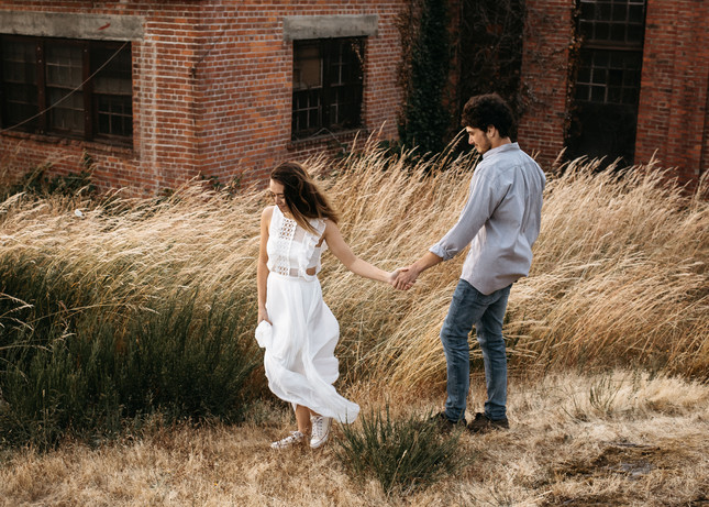 Industrial_Wildflower_Couples_Session_Vi