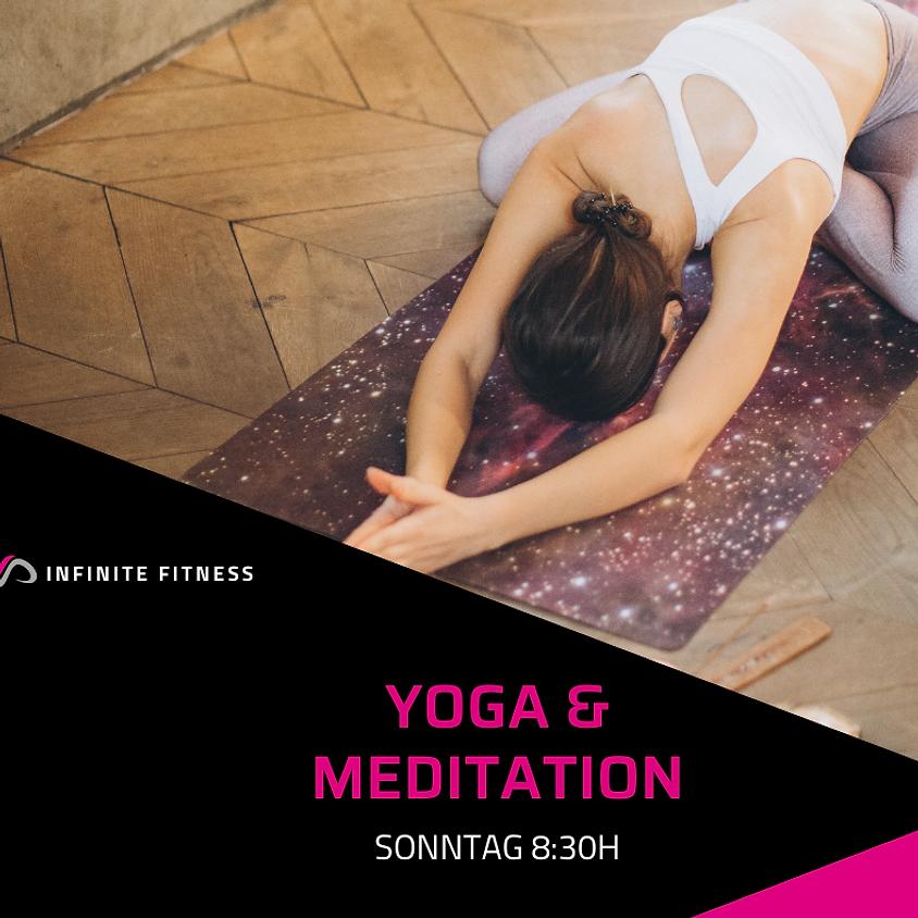 Entspannungs Yoga mit Kathi - LiVE Online Kurs