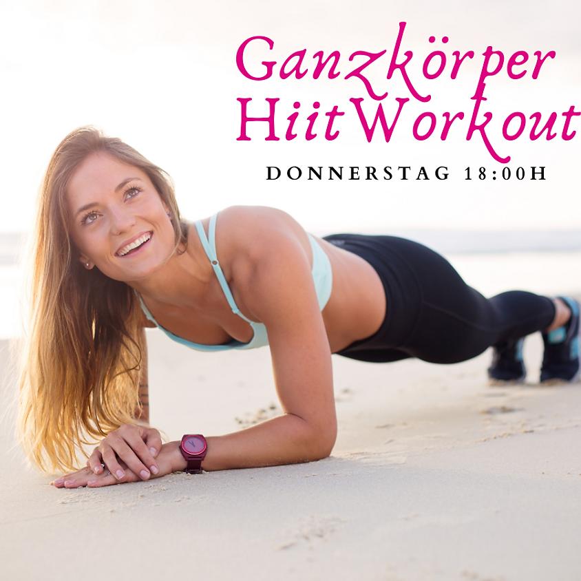 Ganzkörper Workout mit Kathi - LiVE Online Kurs