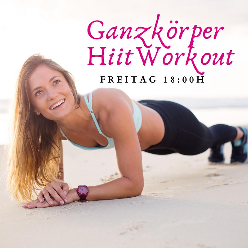 HIIT Workout mit Kurzhanteln - LiVE Online Kurs
