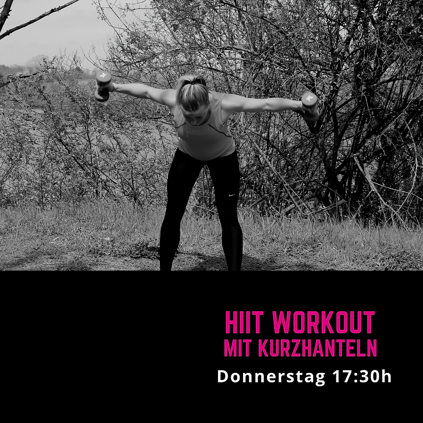 HIIT Workout mit Kathi - LiVE Online Kurs