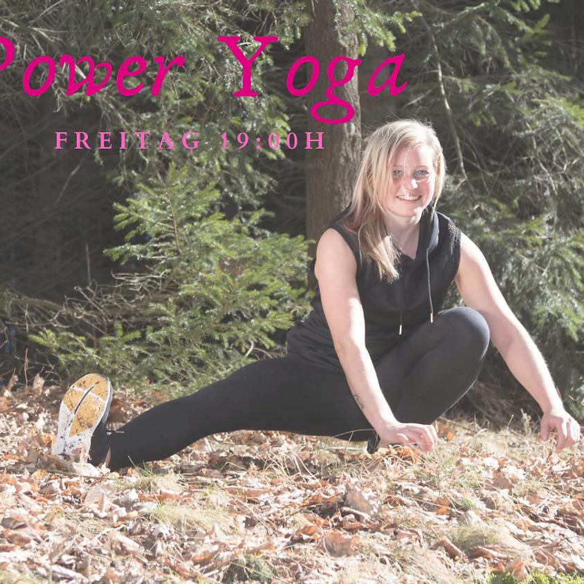 Power Yoga mit Kathi - LiVE Online Kurs