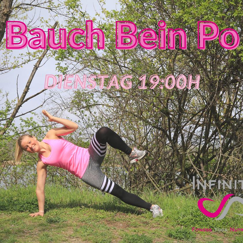 Bauch, Bein & Po - LiVE Online Kurs