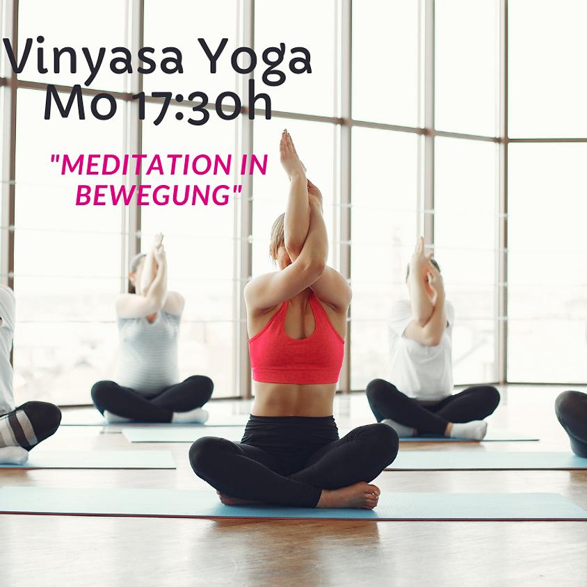Vinyasa Yoga mit Kathi - LiVE Online Kurs