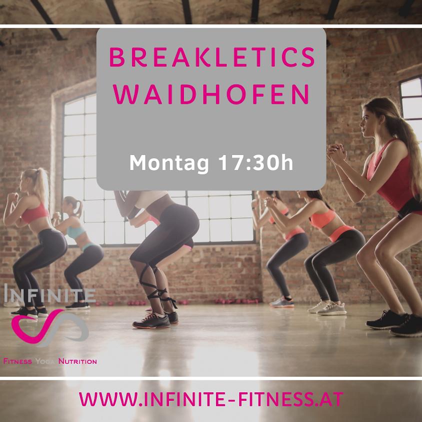 Breakletics - Waidhofen Leichtathletikanlage