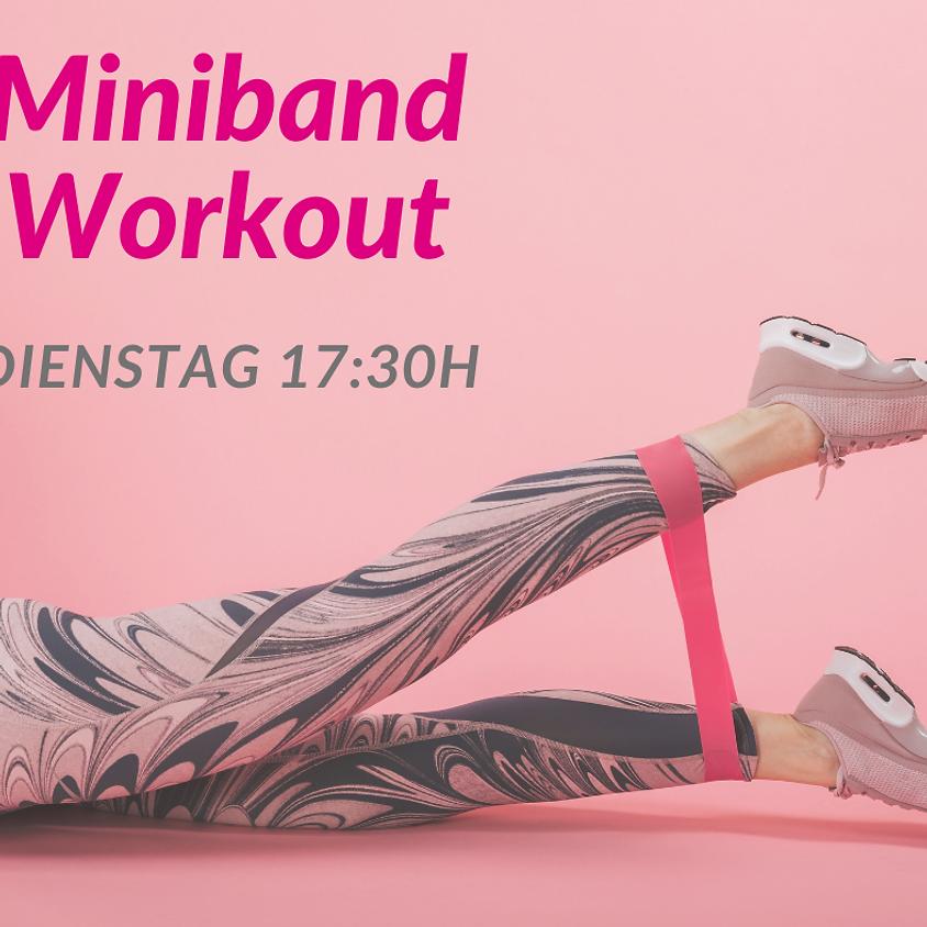 MiniBand Workout mit Kathi - LiVE Online Kurs