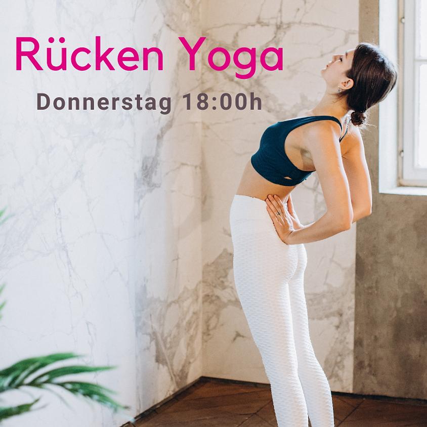 Rücken Yoga mit Kathi - LiVE Online Kurs
