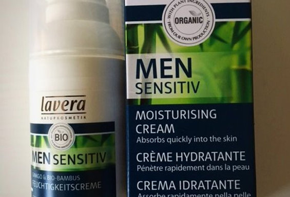 Lavera Men sensitiv moisturising cream 30ml