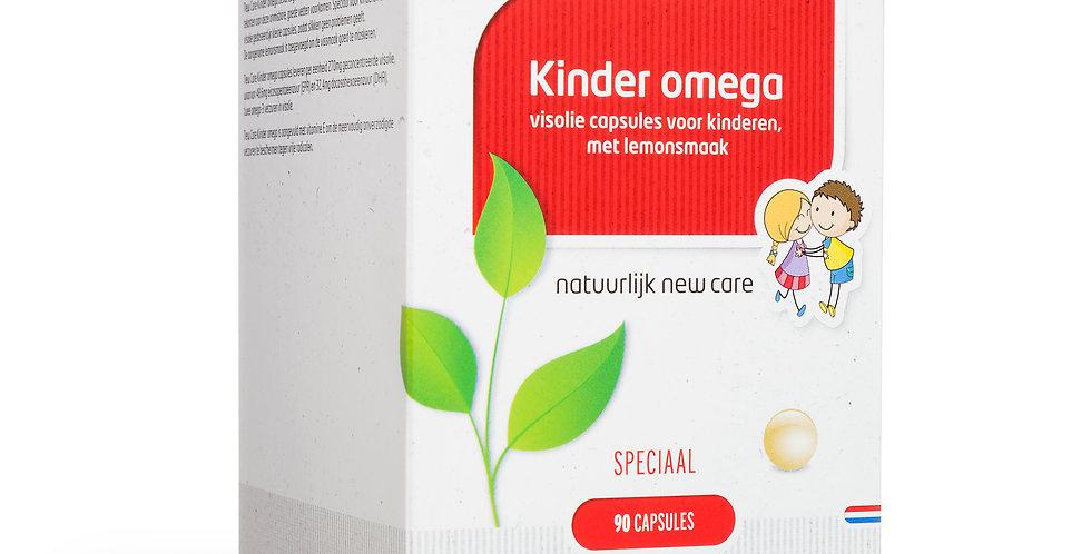 Kinder omega 90 capsules