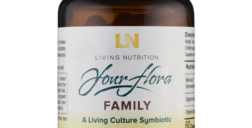 Your flora Family Living Nutrition