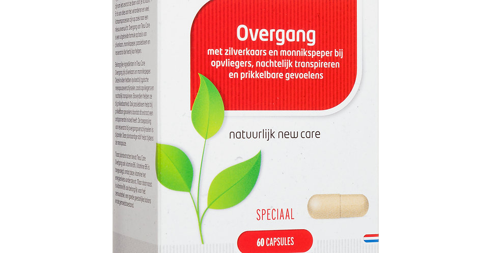Overgang 60 capsules
