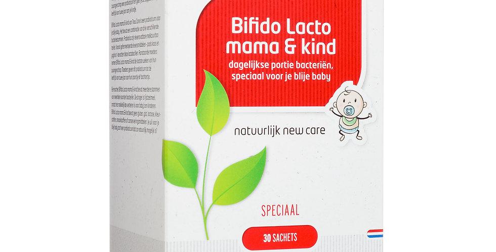Bifido Lacto mama & kind 10 sachets