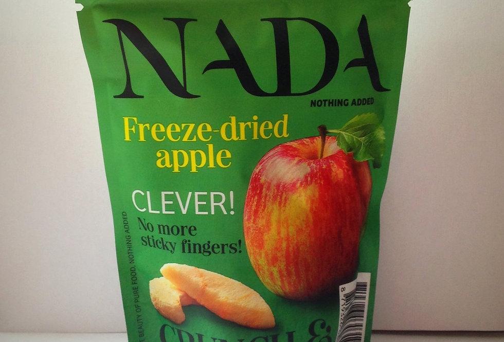 NADA gevriesdroogde appel
