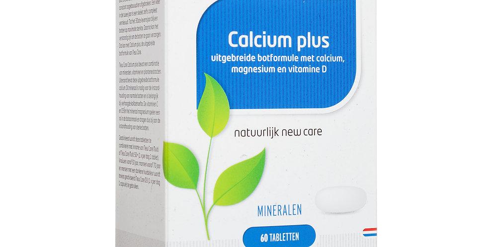 Calcium plus 60 tabletten