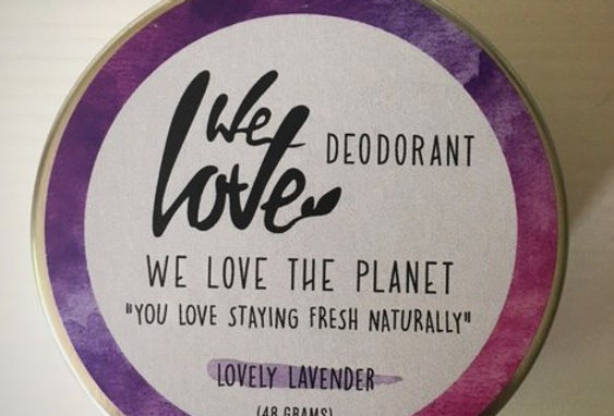 We love the planet deo Lovely Lavender