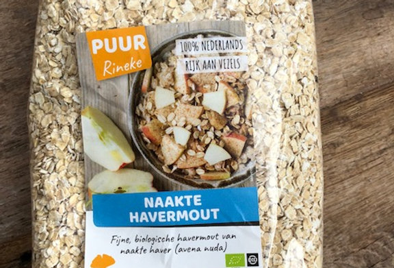 PUUR Rineke naakte havermout 500gr