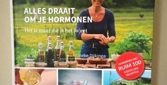 Rineke Dijkinga, Alles draait om je hormonen