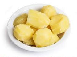 Koude gare aardappel