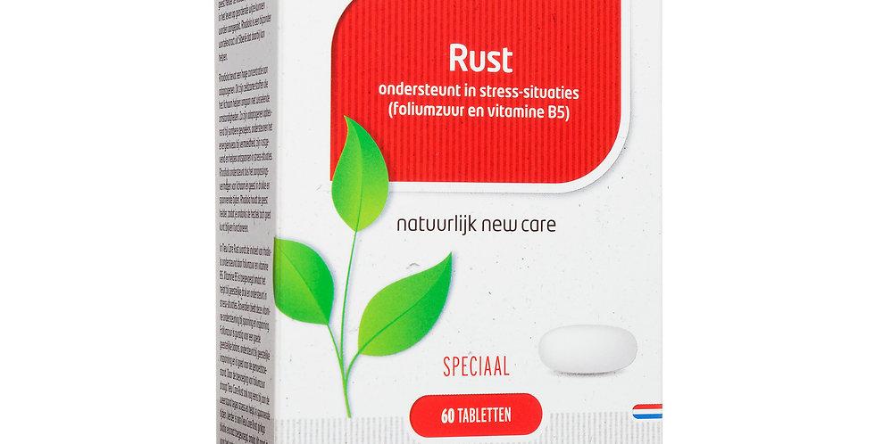 Rust 60 tabletten