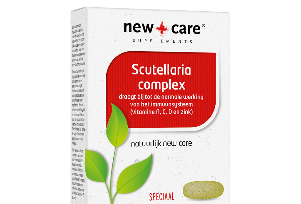 Scutellaria complex 45 tabletten