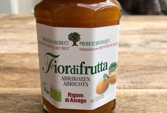 Fiordifrutta bio abrikozenspread 250 gr