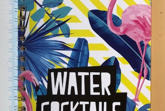 Dopper water-cocktails boek