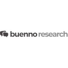 Buenno research -logo