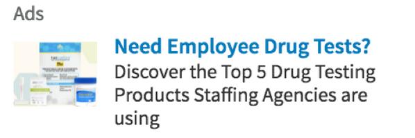 LinkedIn - Pharma Ad 7