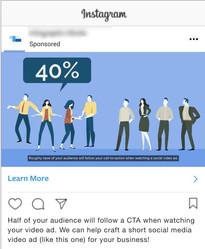 Instagram Video Ad