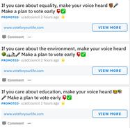 Reddit Bumper Ads