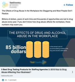 LinkedIn - Pharma Ad 3