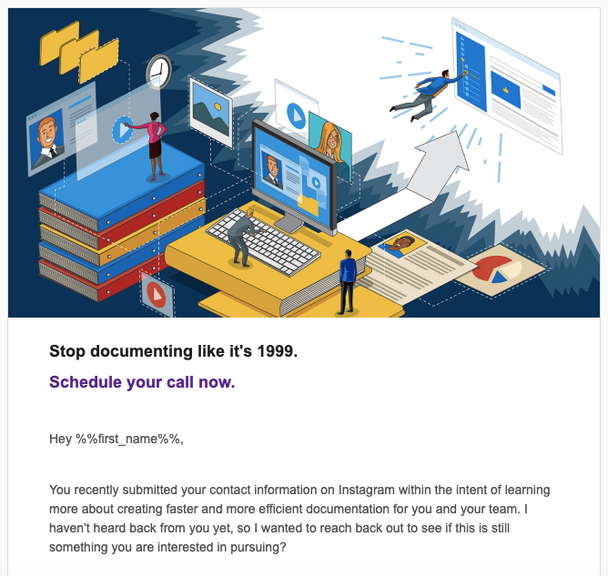 Email Drip Marketing