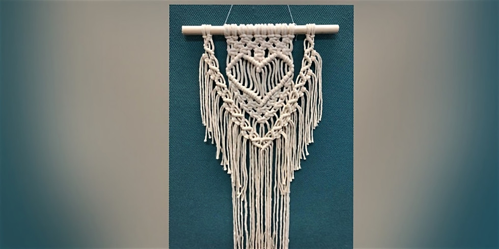 LOVE ME OR KNOT DIY Macrame with Rissa Bee