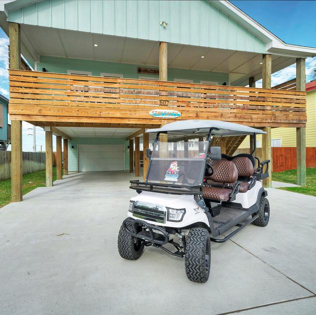 Golf Cart Accesible