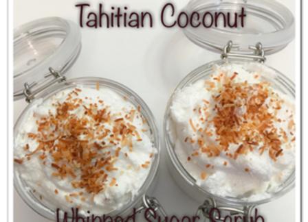Tahitian Coconut Sugar Scrub