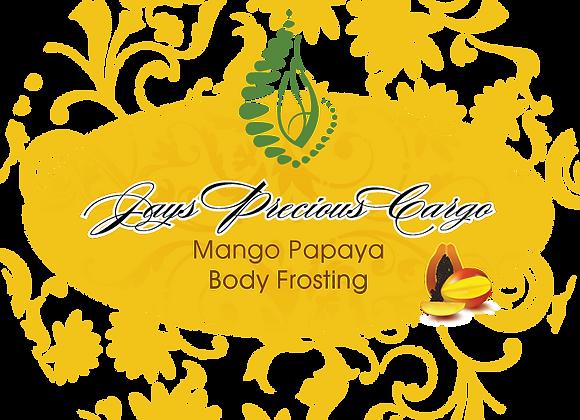 Mango Papaya Body Frosting