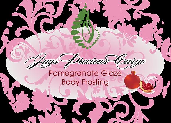 Pomegranate Glaze Body Frosting