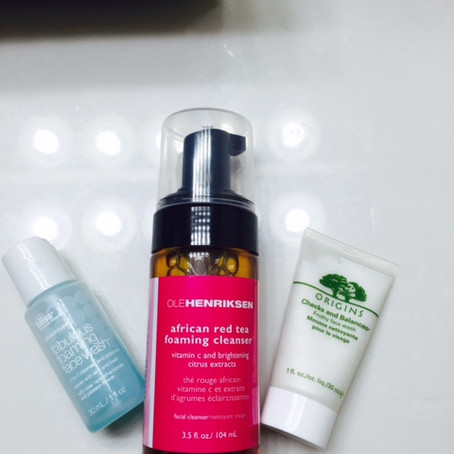 PRODUCT REVIEW: THE FACE WASH BATTLE