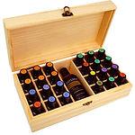 25 slot Essential Oil storage box