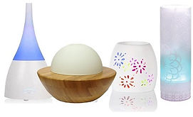Aromatheapy diffusers
